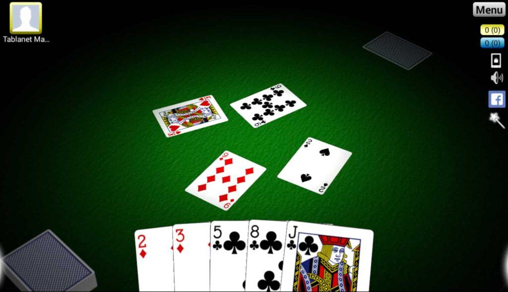 테이블 카드 게임