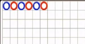 퐁당 패턴(옆줄)
